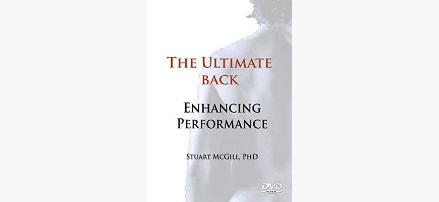 DVD: The ultimate back Enhancing performance